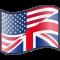 English languages flag.