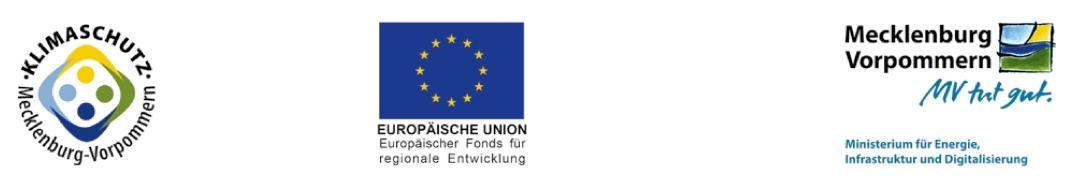 Logos EU und MV